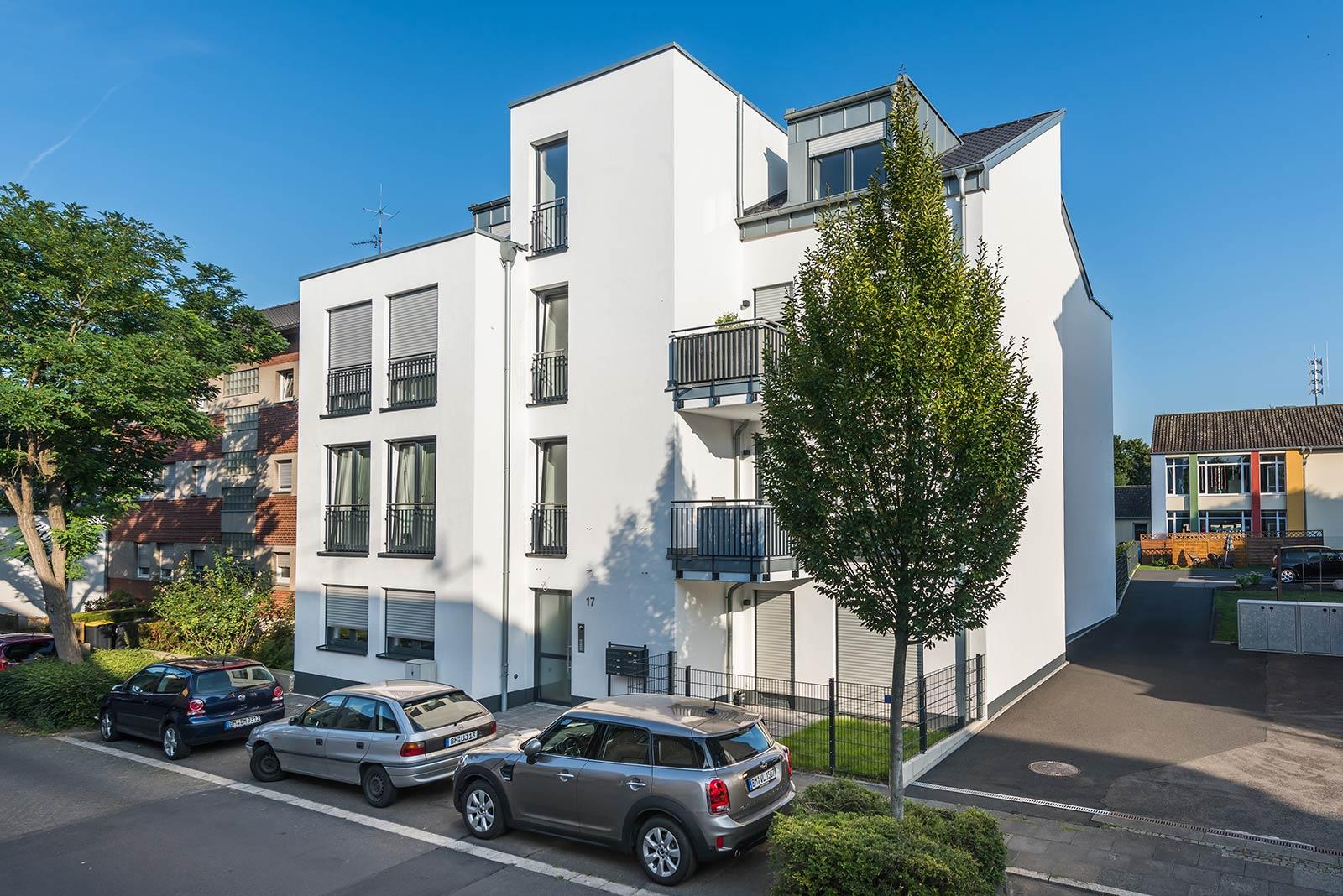 Neubau 7 Familienhaus Althürth