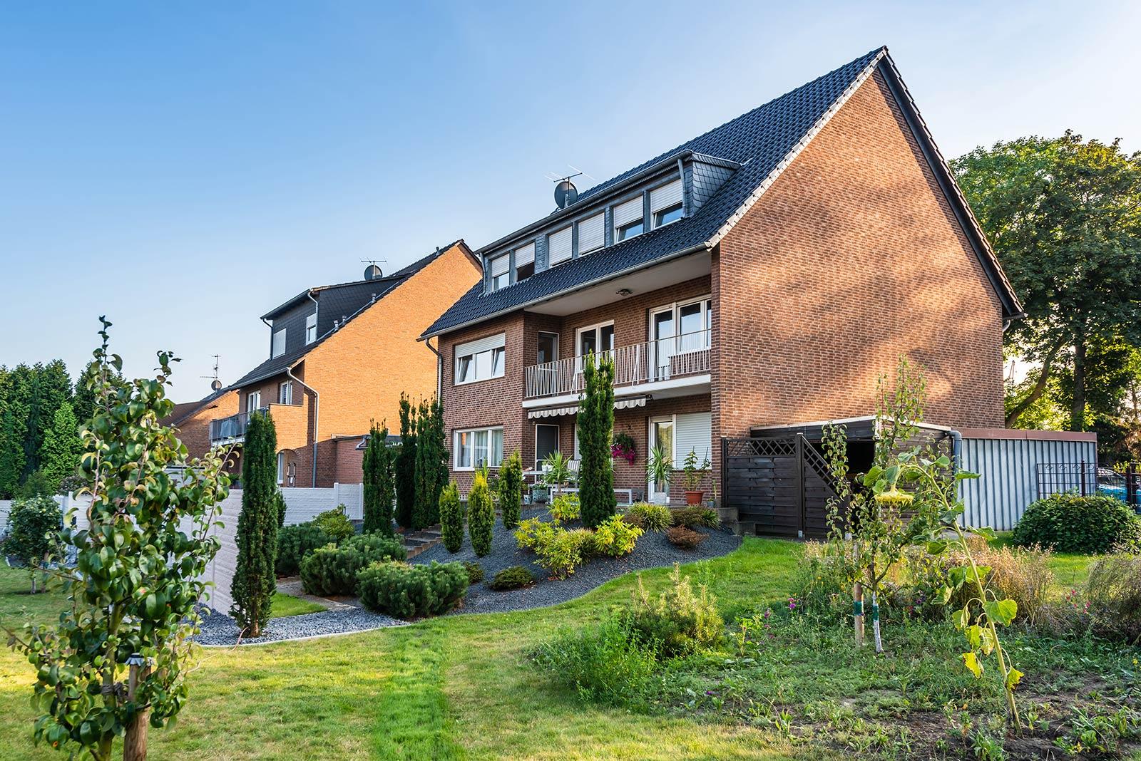 Sanierung Mehrfamilienhaus Althürth